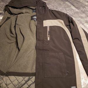 Boy's Lands End winter Coat